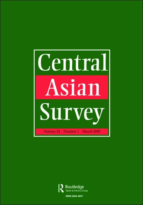 Uzbekistan Forum and Virtual Special Issue – Central Asian Survey