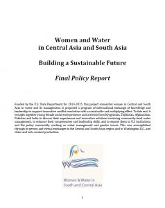 WWCASA Final Report