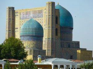 VISIONS OF UZBEKISTAN