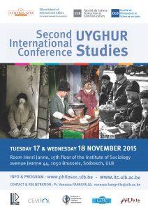 Poster Uyghur Studies 17-18 nov