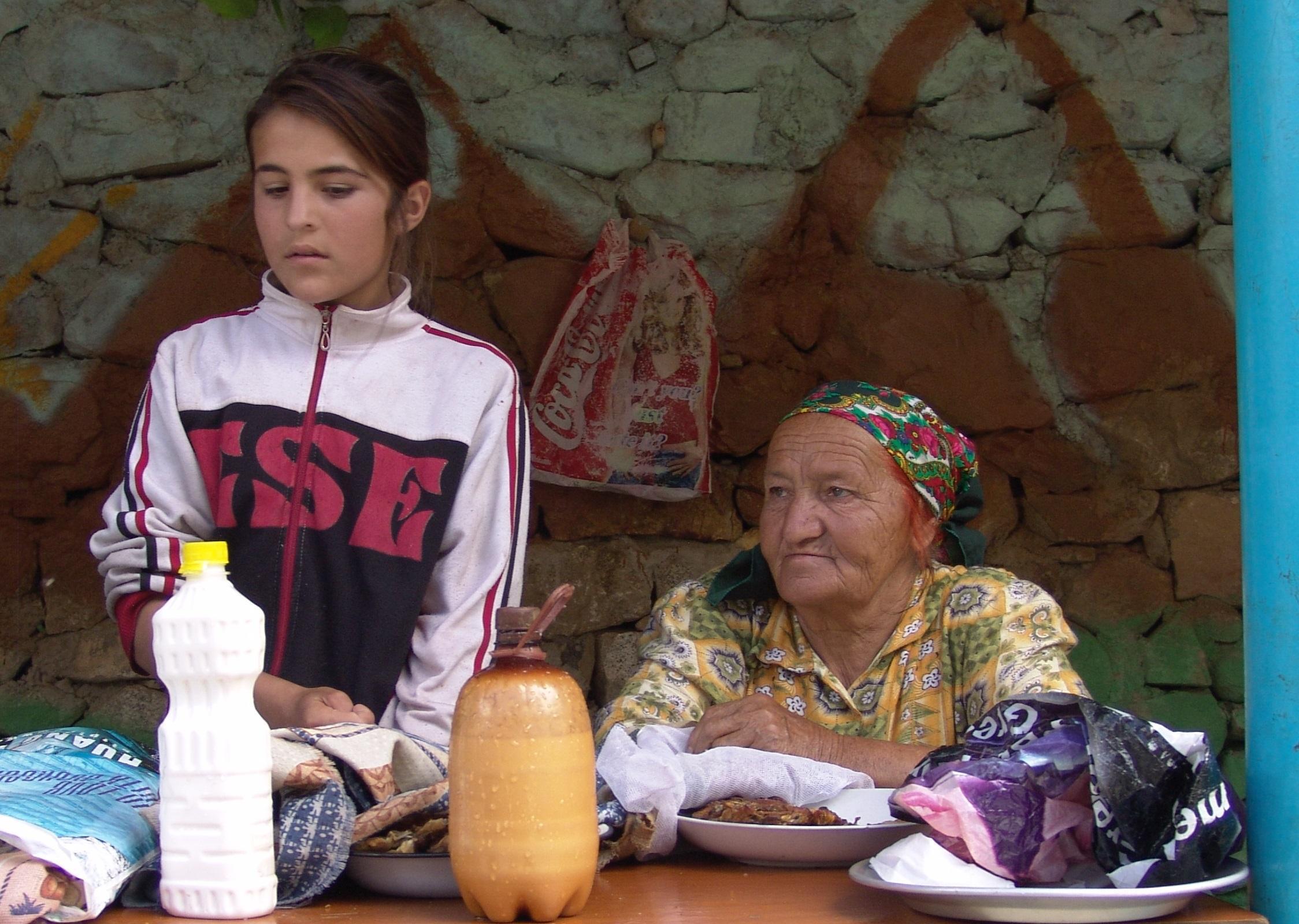 The Marginalization of Rural Women Entrepreneurs in Tajikistan