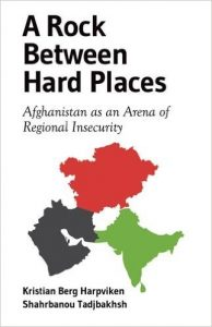 """Shahrbanou Tadjbakhsh - Book Launch for """"A Rock Between Hard Places: Afghanistan as an Arena of Regional Insecurity"""" @ Voesar Conference Room, Suite 412"""