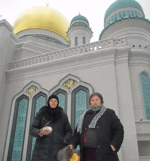 Sophie Roche – The Moscow Cathedral Mosque in the Life of Migrants from Central Asia