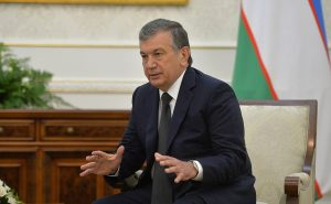 One Year of the Mirziyoyev Presidency: What Has Changed in Uzbekistan? @ Room 505