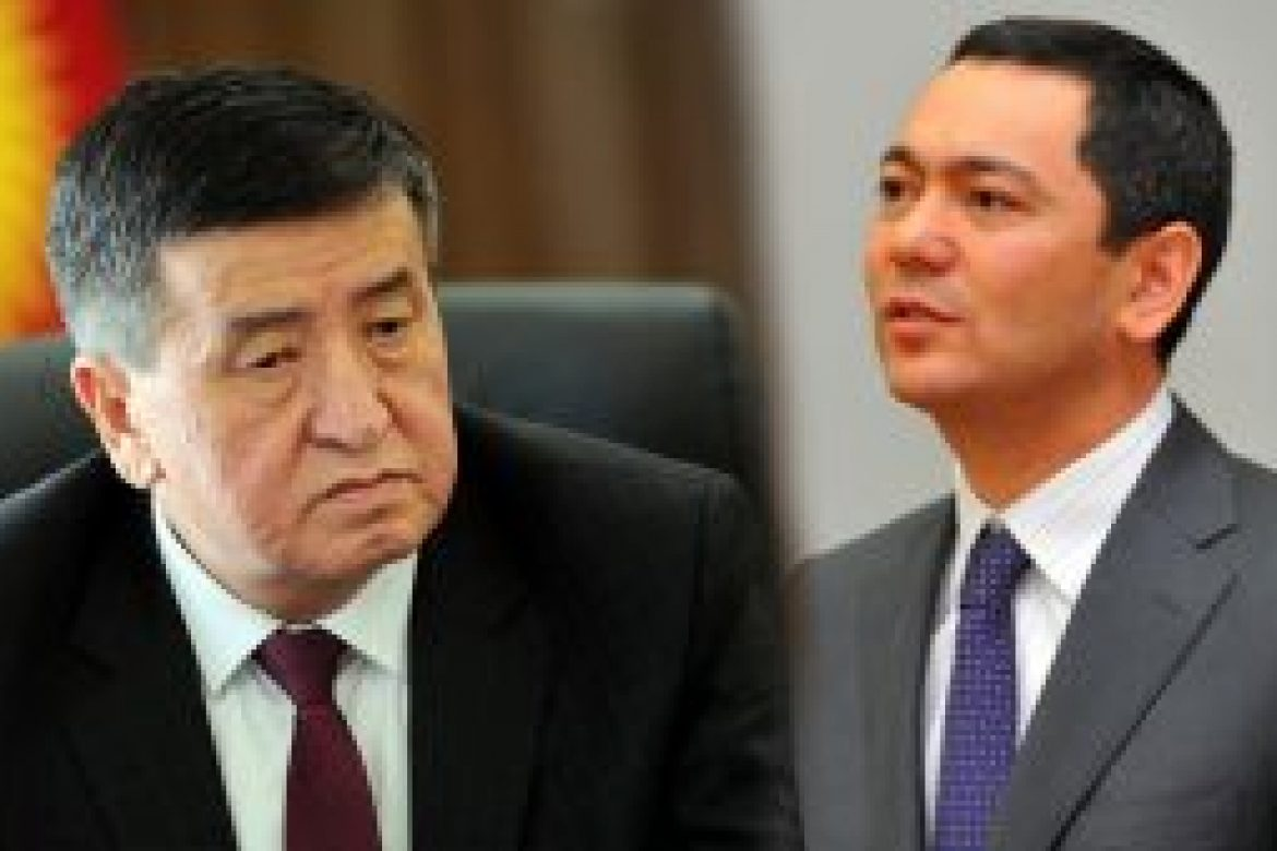 On Presidential Elections in Kyrgyzstan – with Bruce Pannier (RFE/RL)