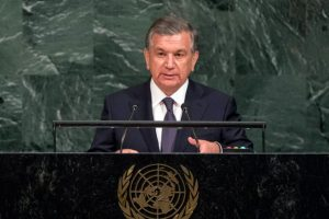 Towards a New Uzbekistan? The Magnitude, Impact and Limitations of Shavkat Mirziyoyev's Reforms @ Room 412Q (Voesar)