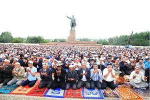 Islam and the State in Central Asia - a Friedrich Ebert Foundation Report @ Room 412 Q (Voesar room)
