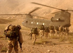 Afghanistan: America's Forgotten War: A Panel Discussion @ Room 602 (6th floor)