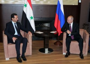 Russian Policy in Syria and the Middle East: Determination, Delight, and Disappointment @ Lindner Family Commons (Suite 602)
